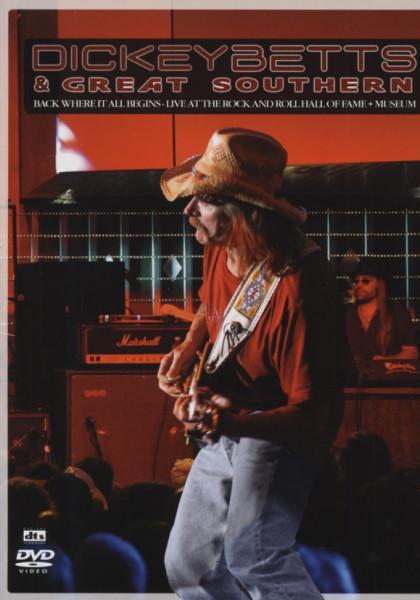 Back Where It All Begins (DVD&CD)