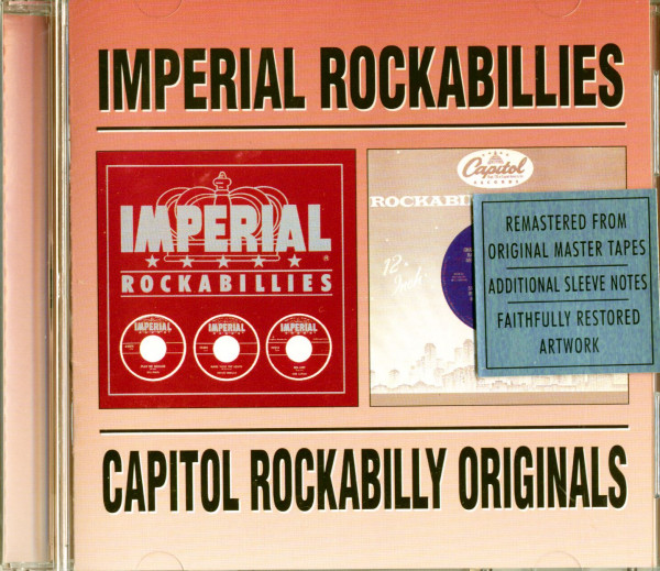 Imperial Rockabillies - Capitol Rockabilly Originals