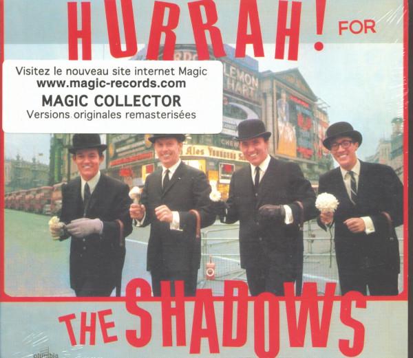 Hurrah ! For The Shadows (CD)
