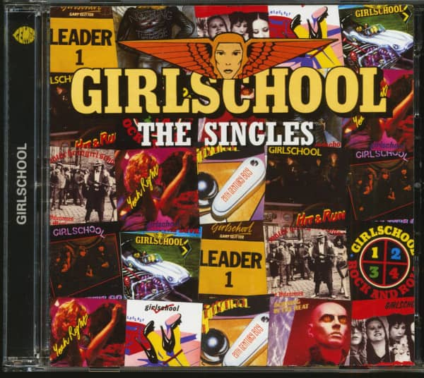 The Singles (2-CD)