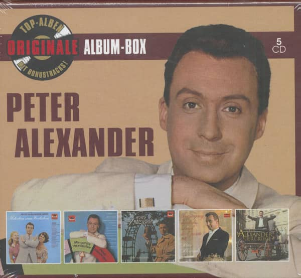 Album Box (5-CD)