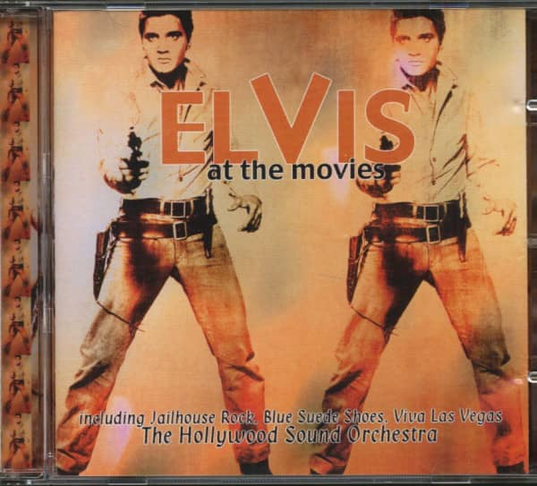 Elvis At The Movies (CD)