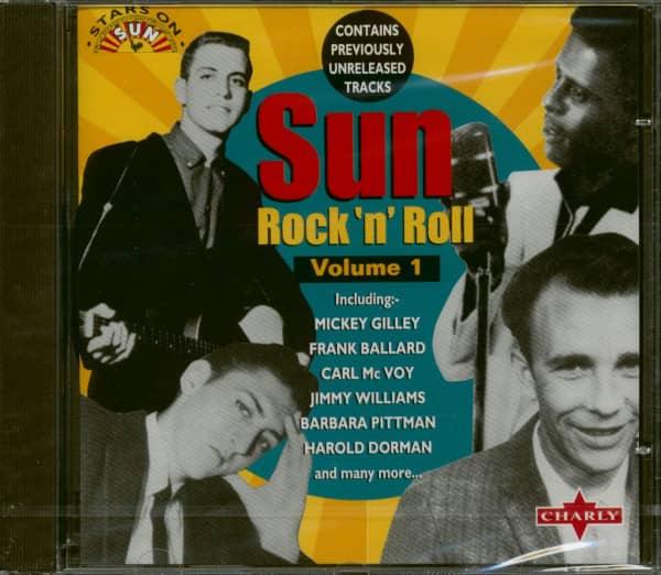 Sun Rock'n'Roll Vol.1 (CD)