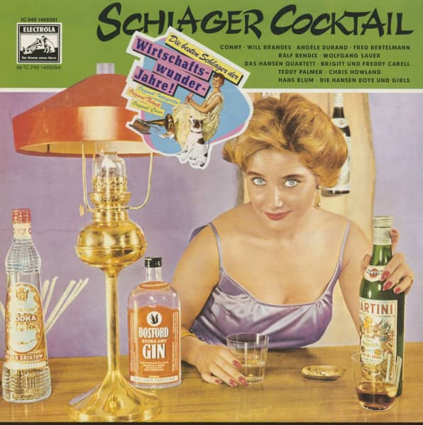 Schlager Cocktail (LP)