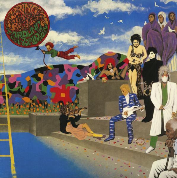 Around The World In A Day (LP)