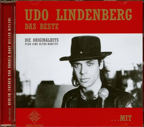 Das Beste Mit Und Ohne Hut (CD)
