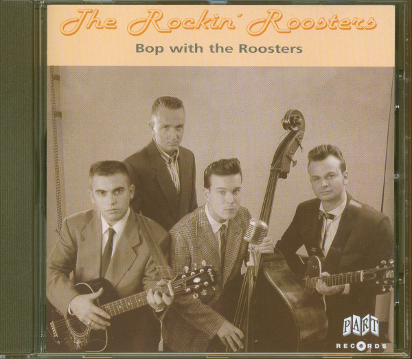 Bop with The Roosters (CD)