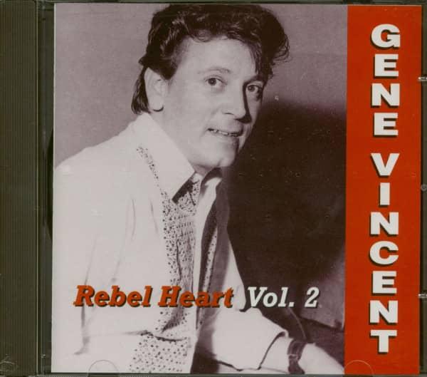 Rebel Heart, Vol.2 (CD)