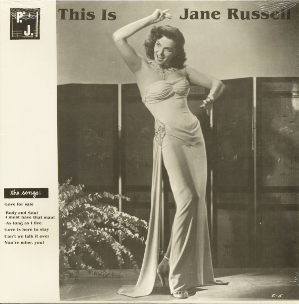 This Is Jane Russell (LP)