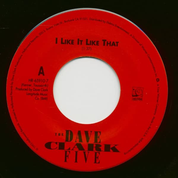 I Like It Like That - Rellin' And Rockin' (7inch, 45rpm)