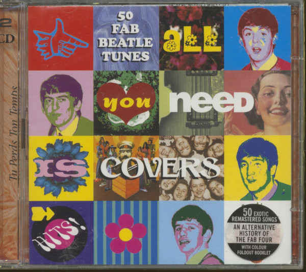 All You Need Is Covers - Beatles Songs (CD)