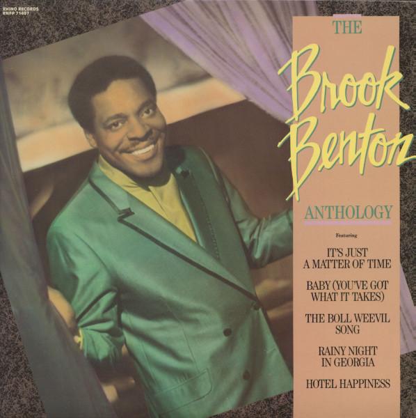 The Brook Benton Anthology (2-LP)