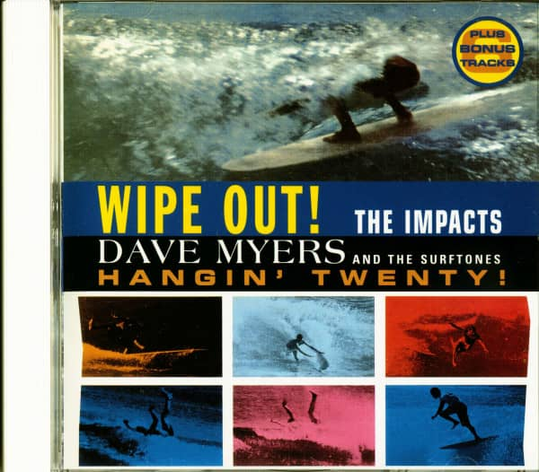 Impacts - Dave Myers And The Surftones