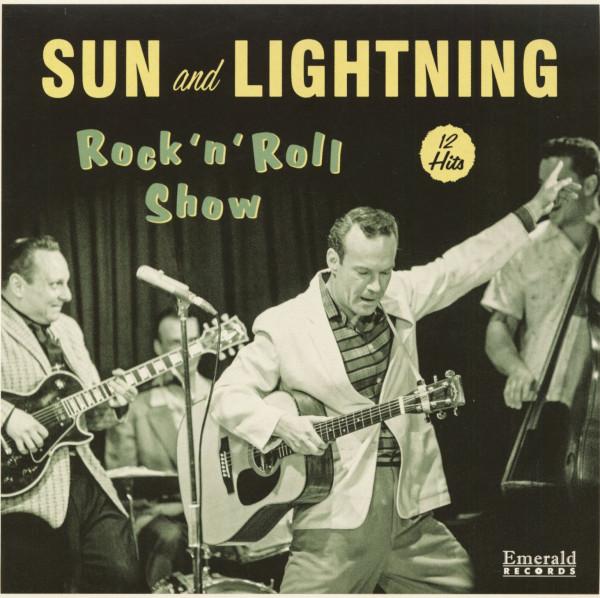 Rock 'N' Roll Show (LP)
