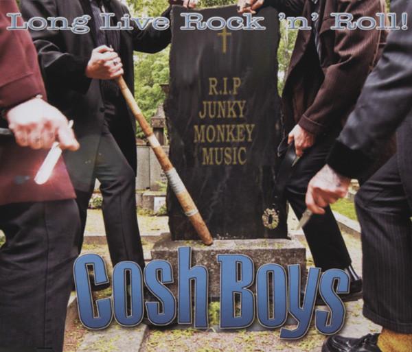 Long Live Rock & Roll - Single CD (4 tracks)
