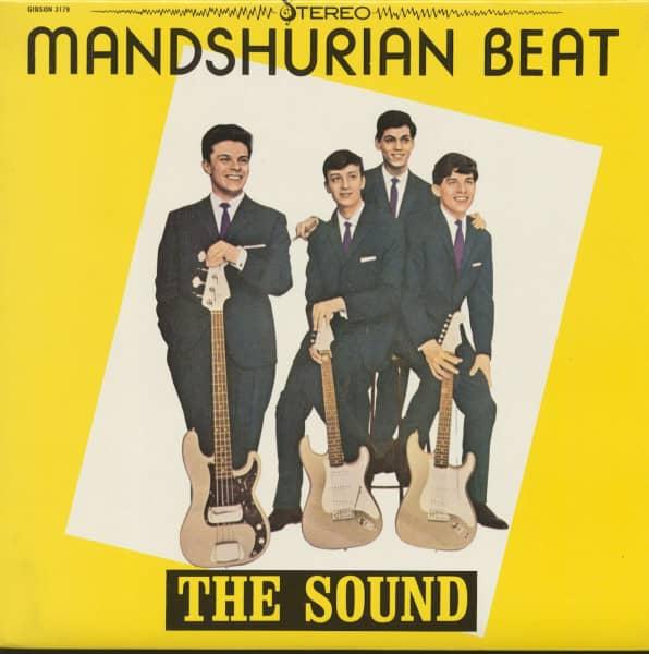 Mandshurian Beat (LP)