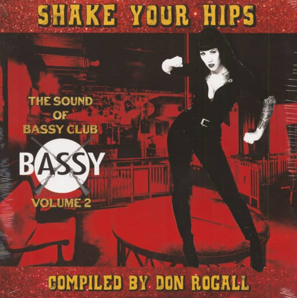 Shake Your Hips - The Sound Of Bassy Club Vol.2 (LP)