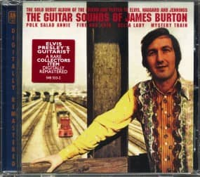 The Guitar Sound Of James Burton (CD)