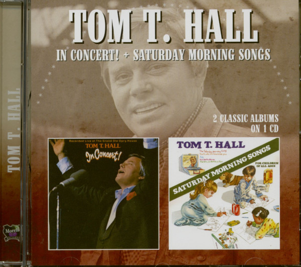 In Concert! - Saturday Morning Songs (CD)