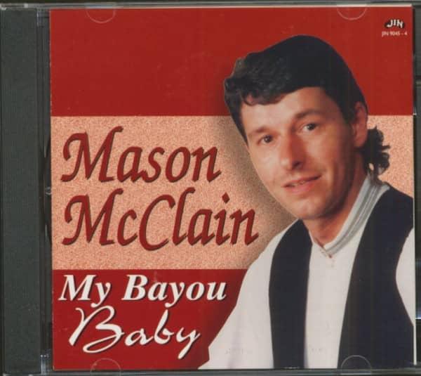 My Bayou Baby (CD)