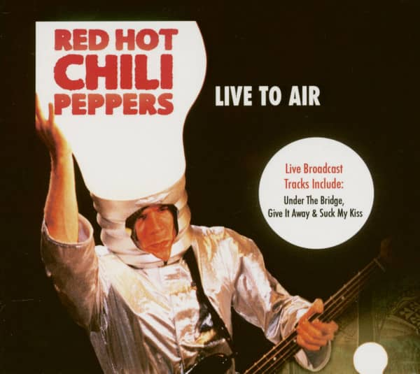 Live To Air (CD)