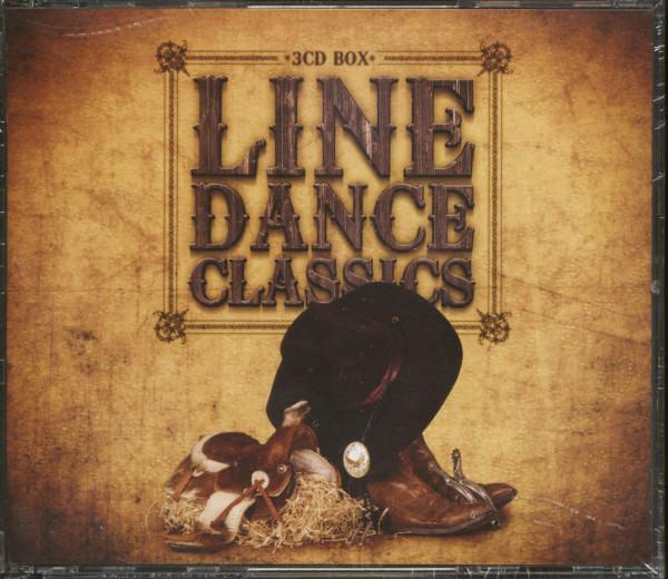 Line Dance Classics (3-CD)