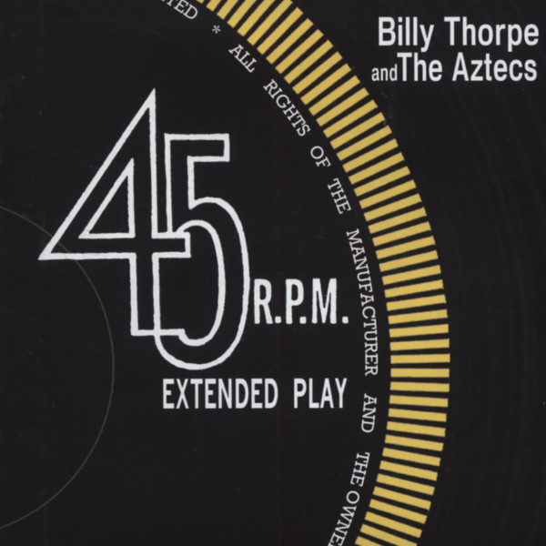 45 R.P.M. Extended Play