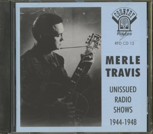 Unissued Radio Shows 1944-48 (CD)
