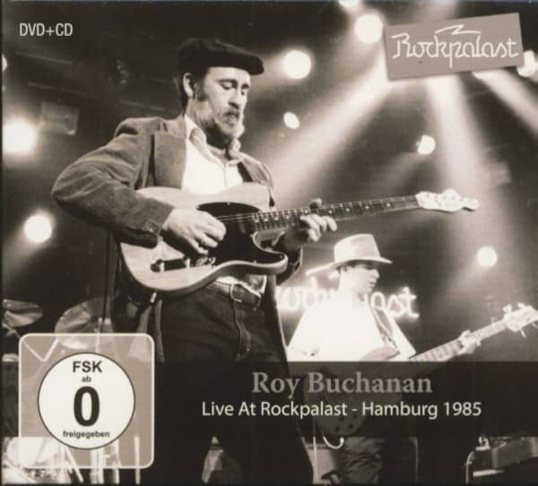 Live At Rockpalast - Hamburg 1985 (CD & DVD)