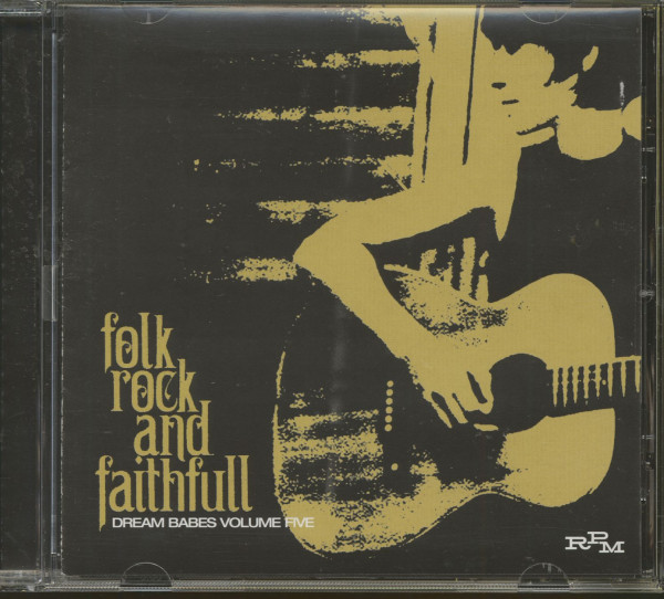 Dream Babes, Vol.5 - Folkrock And Faithful (CD)