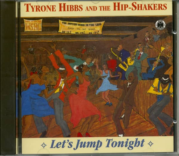 Let's Jump Tonight (CD)