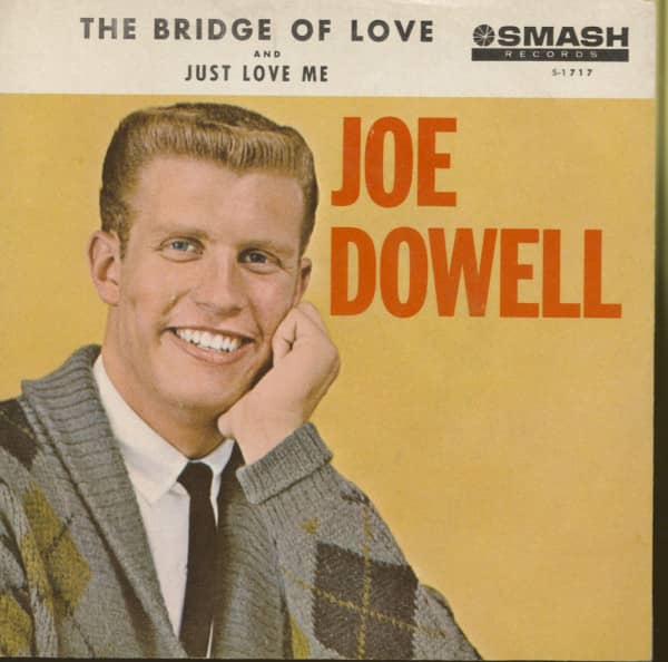 The Bridge Of Love - Just Love Me (7inch, 45rpm, PS)