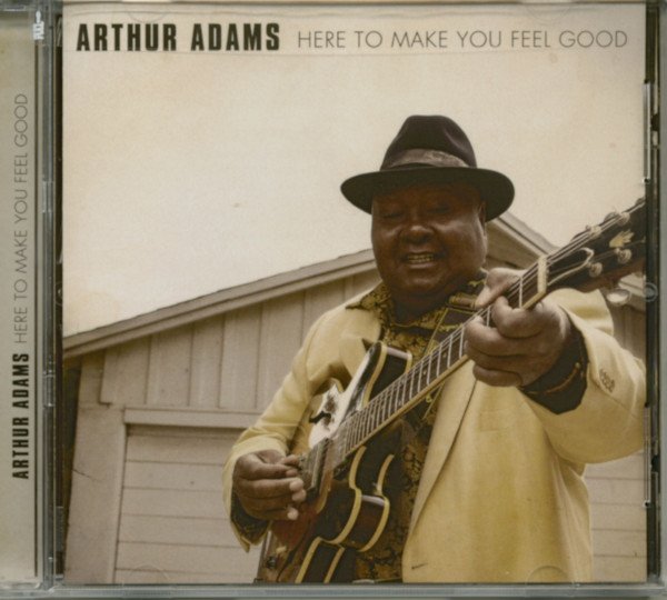 Here To Make You Feel Good (CD)