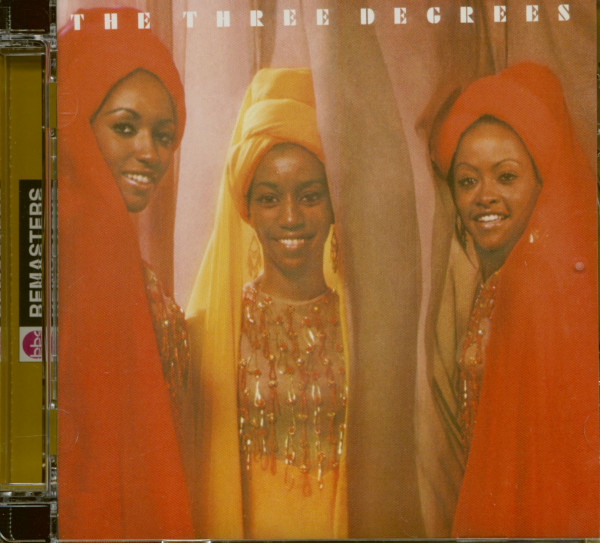 The Three Degrees (CD)