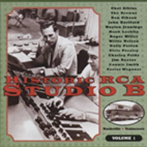 Historic RCA Studio B - Vol.1