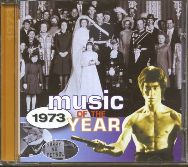 Music Of The Year - 1973 (CD)