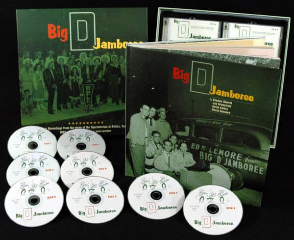 Big 'D' Jamboree (8-CD Deluxe Box Set)