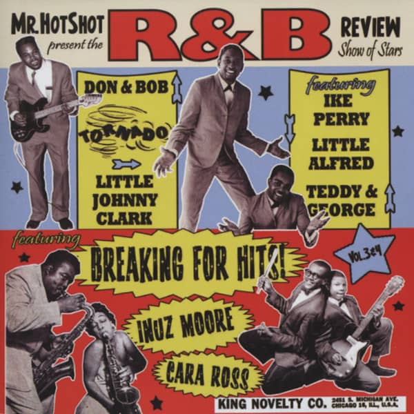 Mr.Hotshot's R&B Review, Vol.3&4
