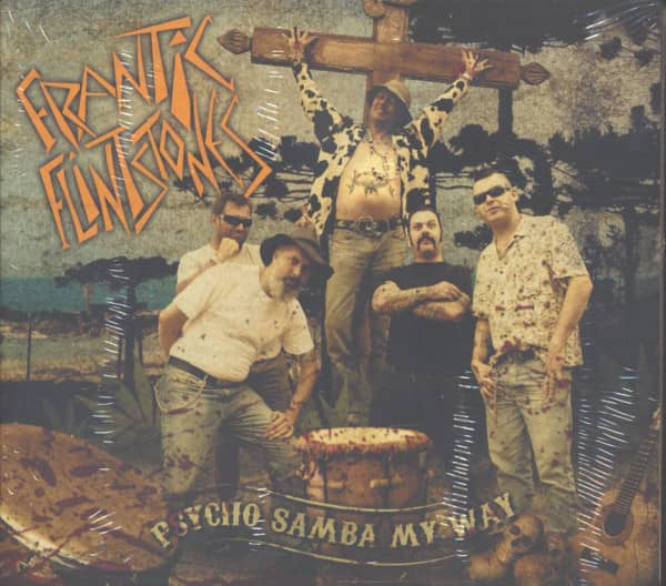 Psycho Samba My Way (CD)