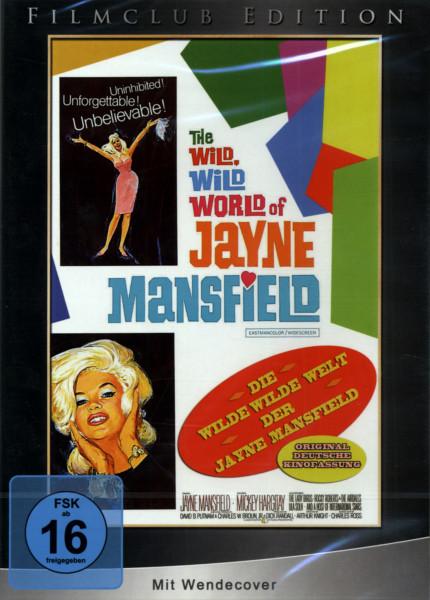 Die wilde, wilde Welt der Jayne Mansfield (1968) (Limited Edition)