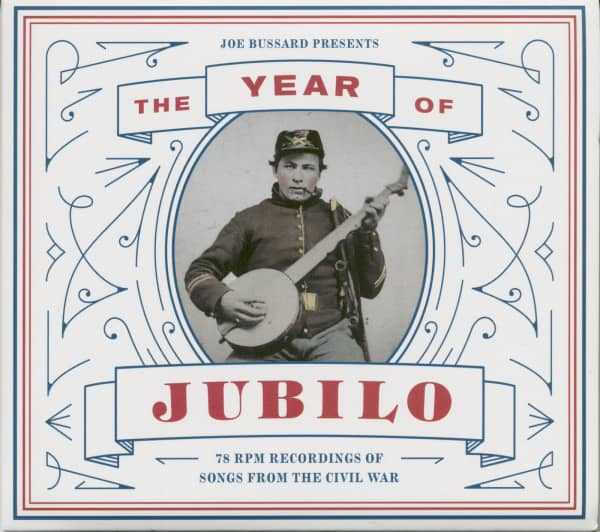 Joe Bussard Presents: The Year of Jubilo - 78 rpm