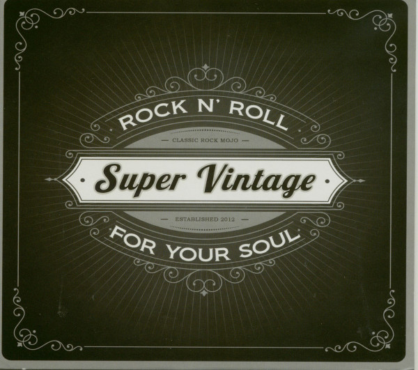 Rock'n'Roll For Your Soul (CD)