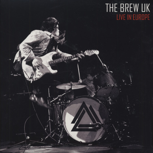 Live In Europe (2-LP)