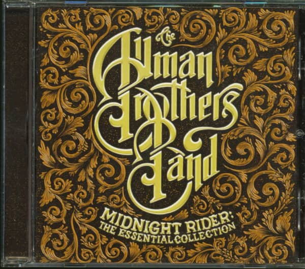 Midnight Rider - The Essential Collection (CD)