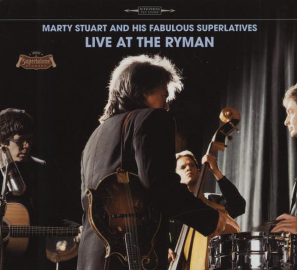 Live At The Ryman (& Fabulous Superlatives)