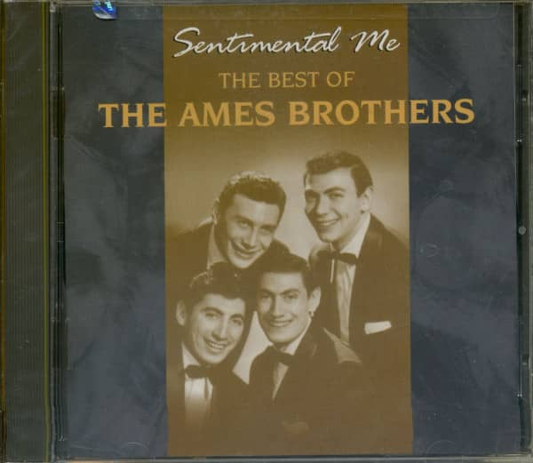 Sentimental Me - The Best Of (CD)
