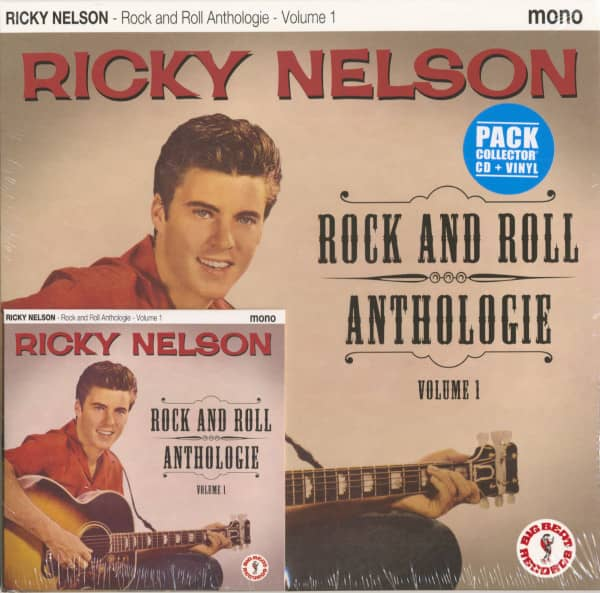 Rock And Roll Anthologie Vol.1 (10inch LP plus CD)