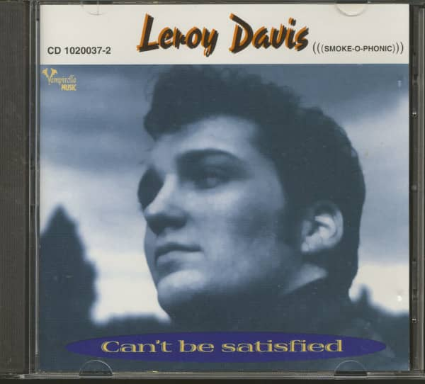 Can't Be Satisfied (CD)