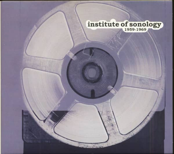 Institute Of Sonology 1959 - 1969 (CD)