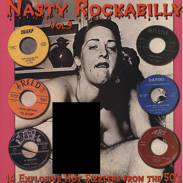 Nasty Rockabilly Vol.9 (Vinyl LP)